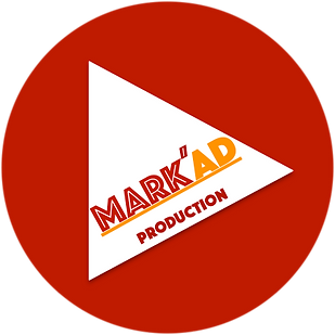 Logo markad Production vidéos marketing