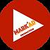 Logo markad Production vidéos marketing et sites internet