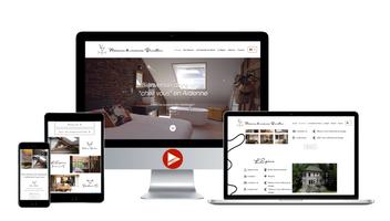 Site web des maisons de vacances Bouillon
