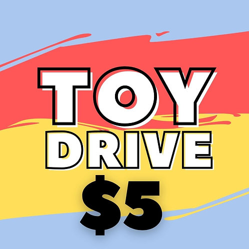Toy Drive Donation 1