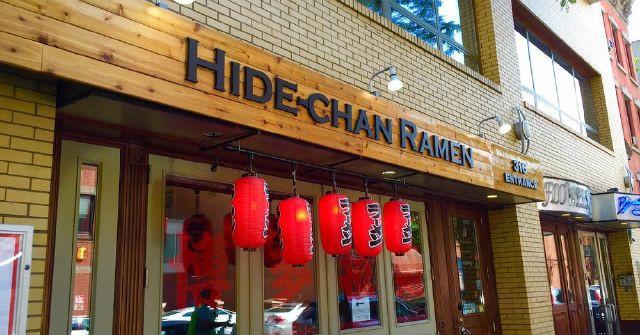 hide-chan ramen nyc