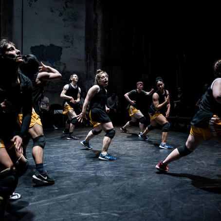 INTERVIEW: Abby Z's Choreographic Process