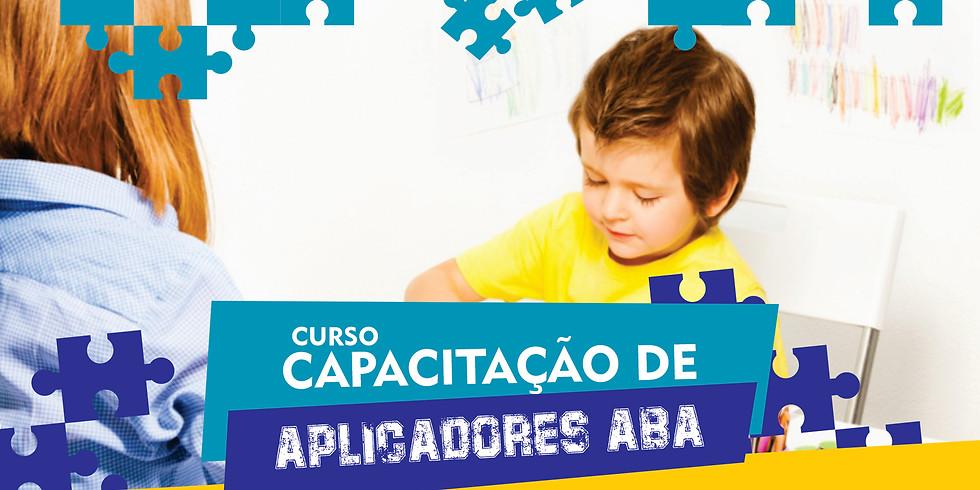 CAPACITAÇÃO DE APLICADORES ABA