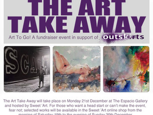 The Art Take Away - Online!