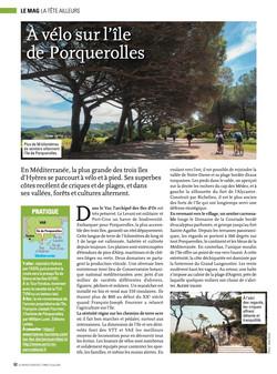 LFA 11-06-21 A vélo sur l'île de Porquerolles