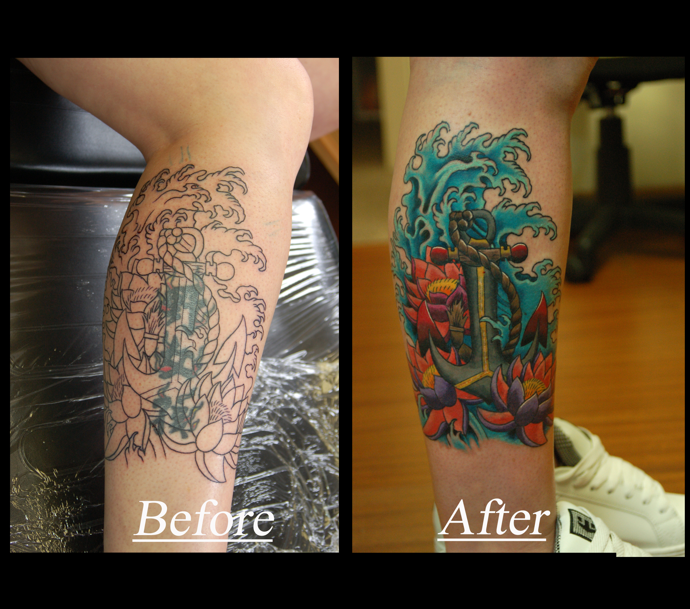 Nautical Cover Up
