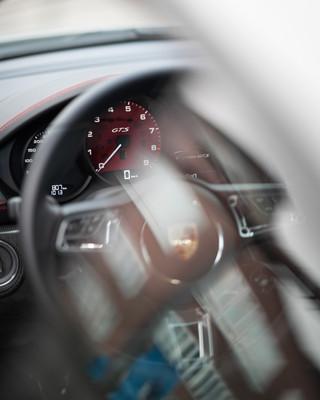 Interieur Porsche Cayman GTS 4.0