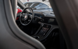 Interieur Taycan 4S
