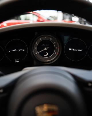 Interieur Porsche 911 Turbo