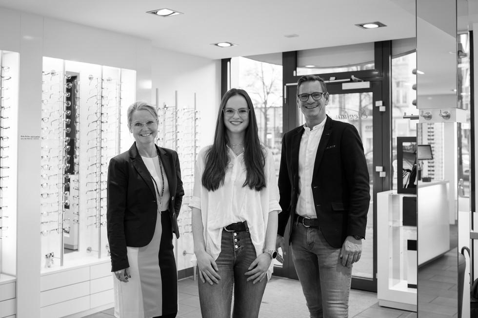 Inhaberportrait der Die Optik GmbH