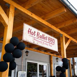 Eröffnung Hot Bullet BBQ