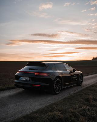 Porsche Panamera Sport Tourismo