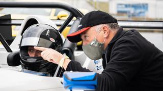 Instruktion der Glinicke Motorsport am Bilster Berg