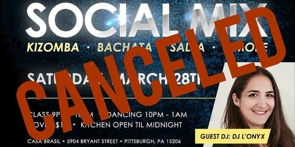 Social Mix Saturday at Casa Brasil: Kizomba & Bachata (1)