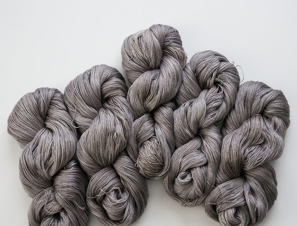 OOAK Ashes - BFL Silk/Lace