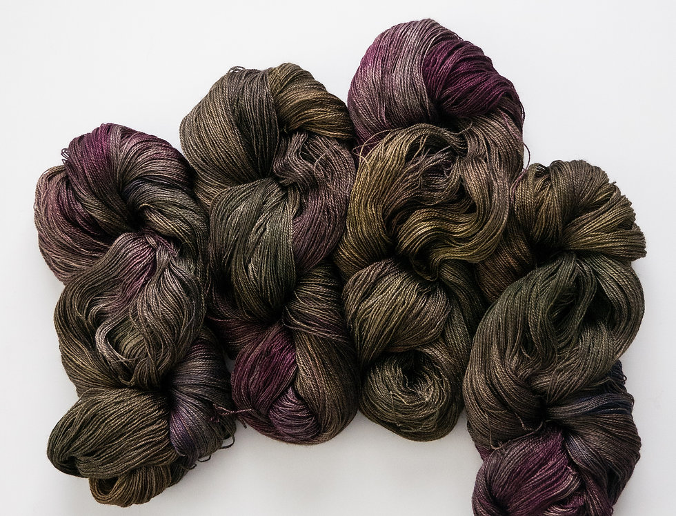 Collide - BFL Silk/Lace