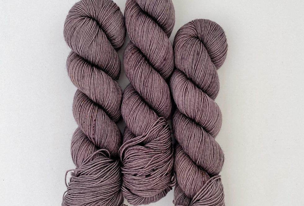OOAK Purple Grey  - Union 4ply