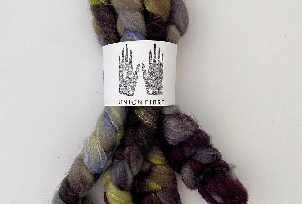 Corriedale Silk Fibre - 5