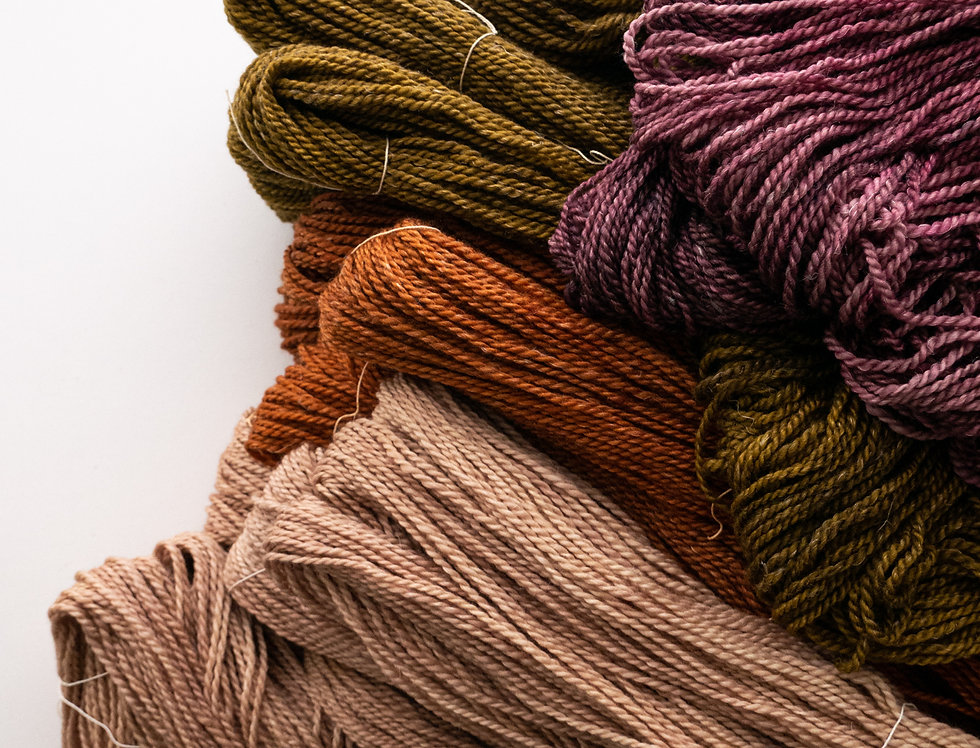 PREORDER - Merino/Linen WORSTED