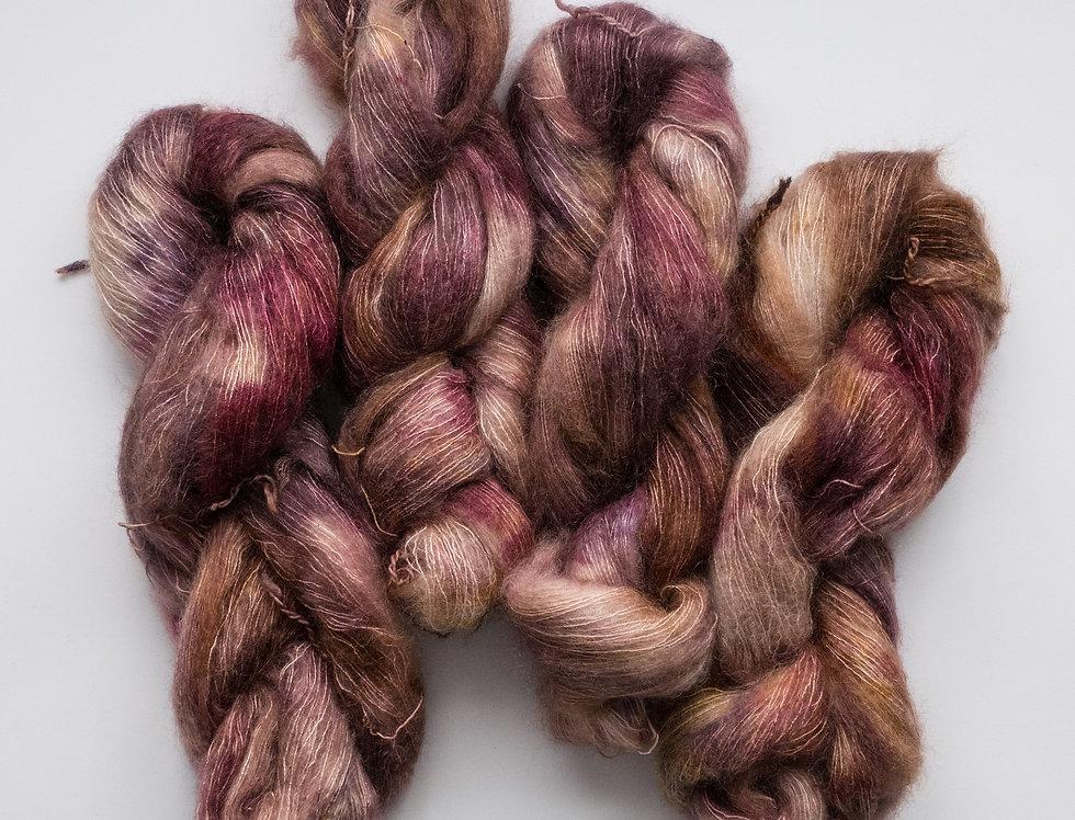 Limpet - Mohair Silk Fluff