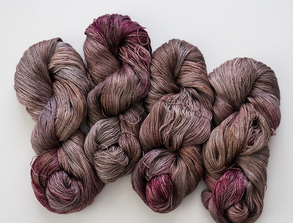 Hellebore - BFL Silk/Lace