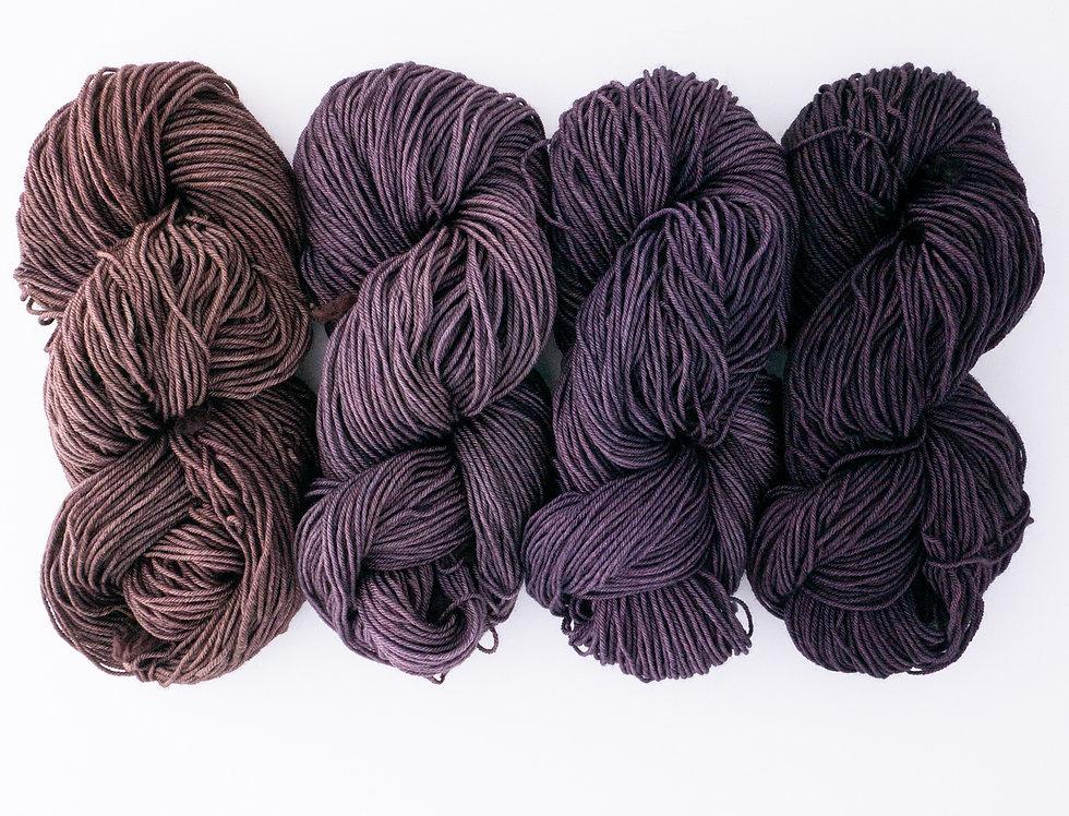 Purple Gradient Set - BFL DK