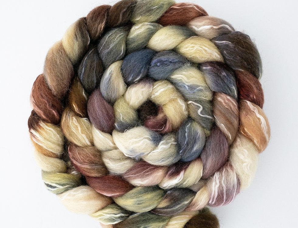 NZ Corriedale/Silk - No.1