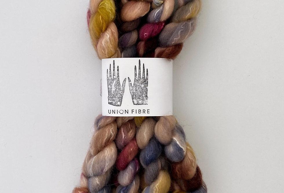 Corriedale Silk Fibre - 2