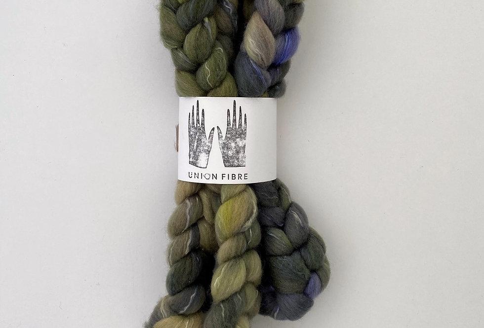 Corriedale Silk Fibre - 6