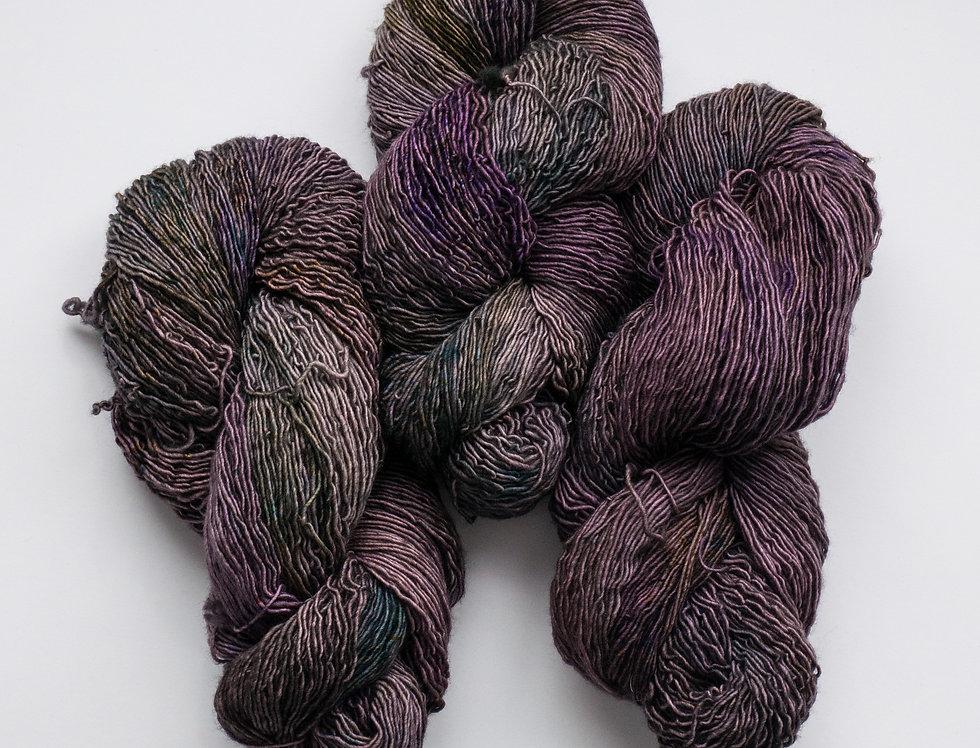 Murky Purples - Merino Singles