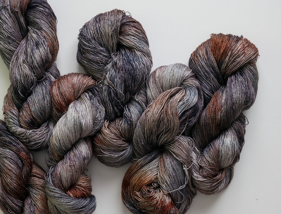 BFL/Silk Lace - Mineralise