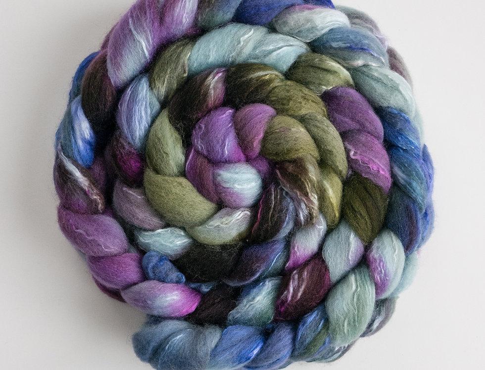 Hydrangea - 125g Corriedale/Silk