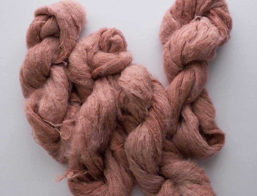 Pale Coral - Suri Silk Fluff