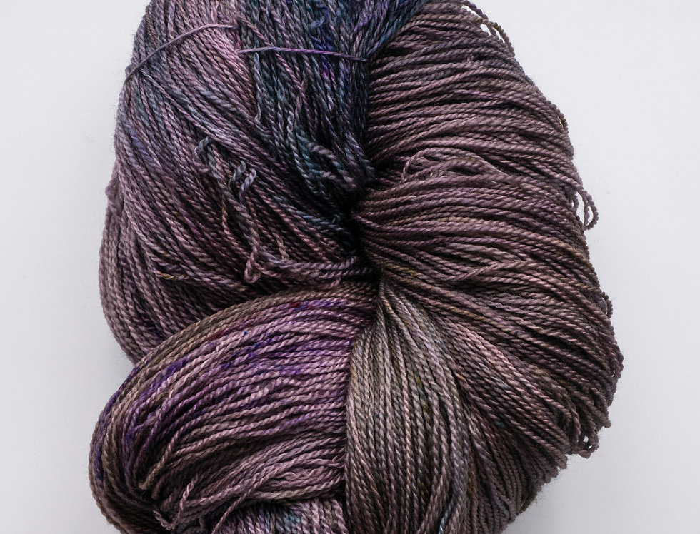 Murky Purples - Honest SOCK