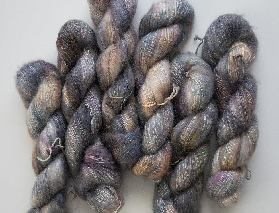 Semiprecious - Mohair Silk Fluff