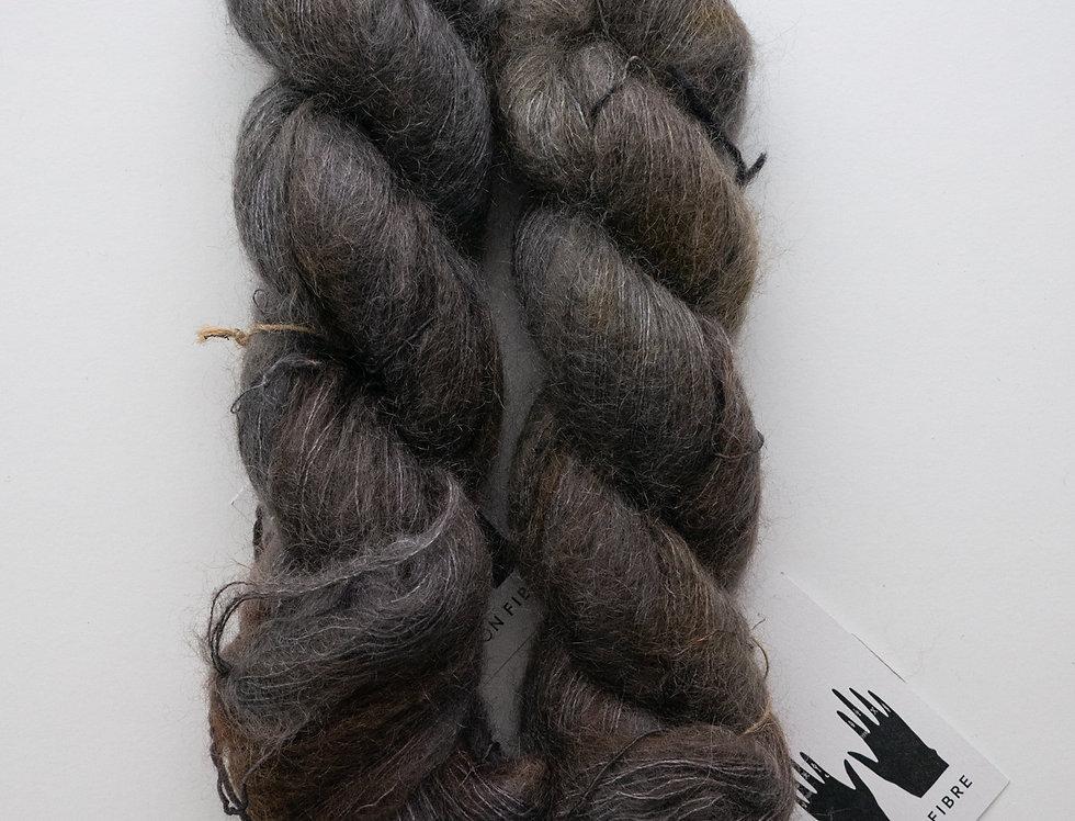OOAK Loch - Mohair Silk Fluff