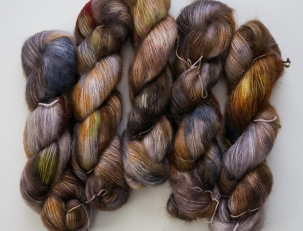 Existential Crisis - Mohair Silk Fluff