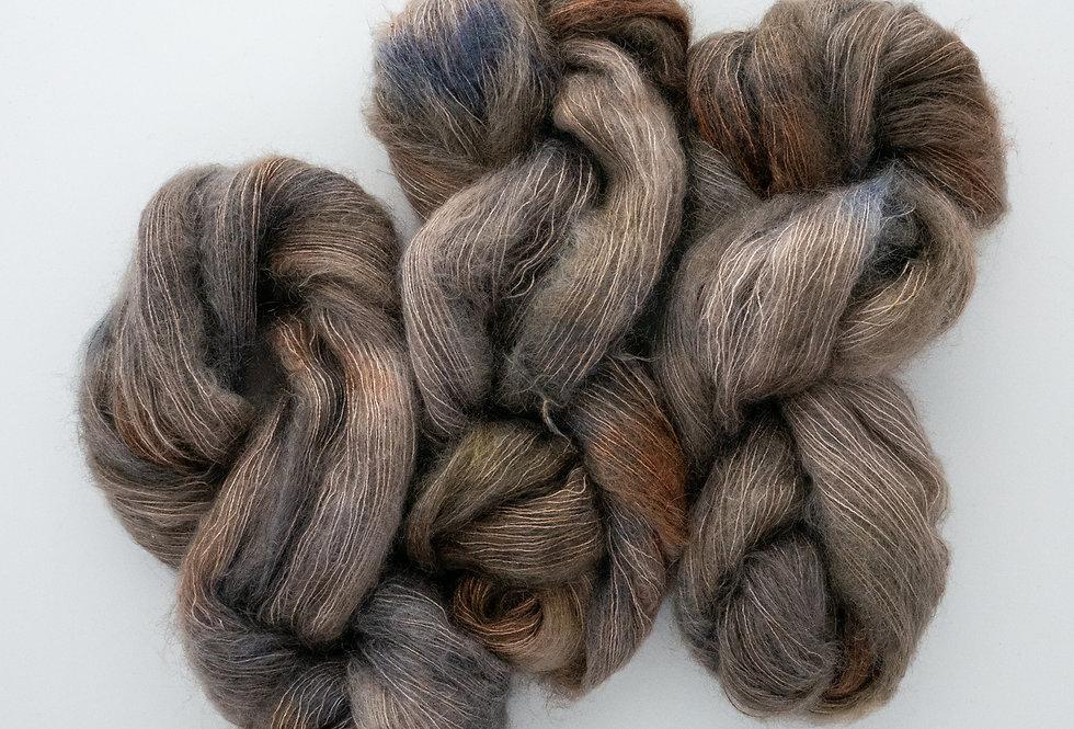 Mineralise - Mohair Silk Fluff