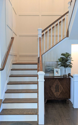 Stair details