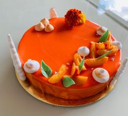 bavarois abricot