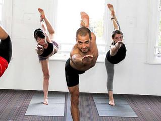 Yoga Chaud à St-Pierre