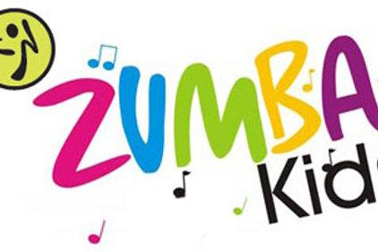 Cours Zumba Kids et Kids Jr (session de 10 cours)