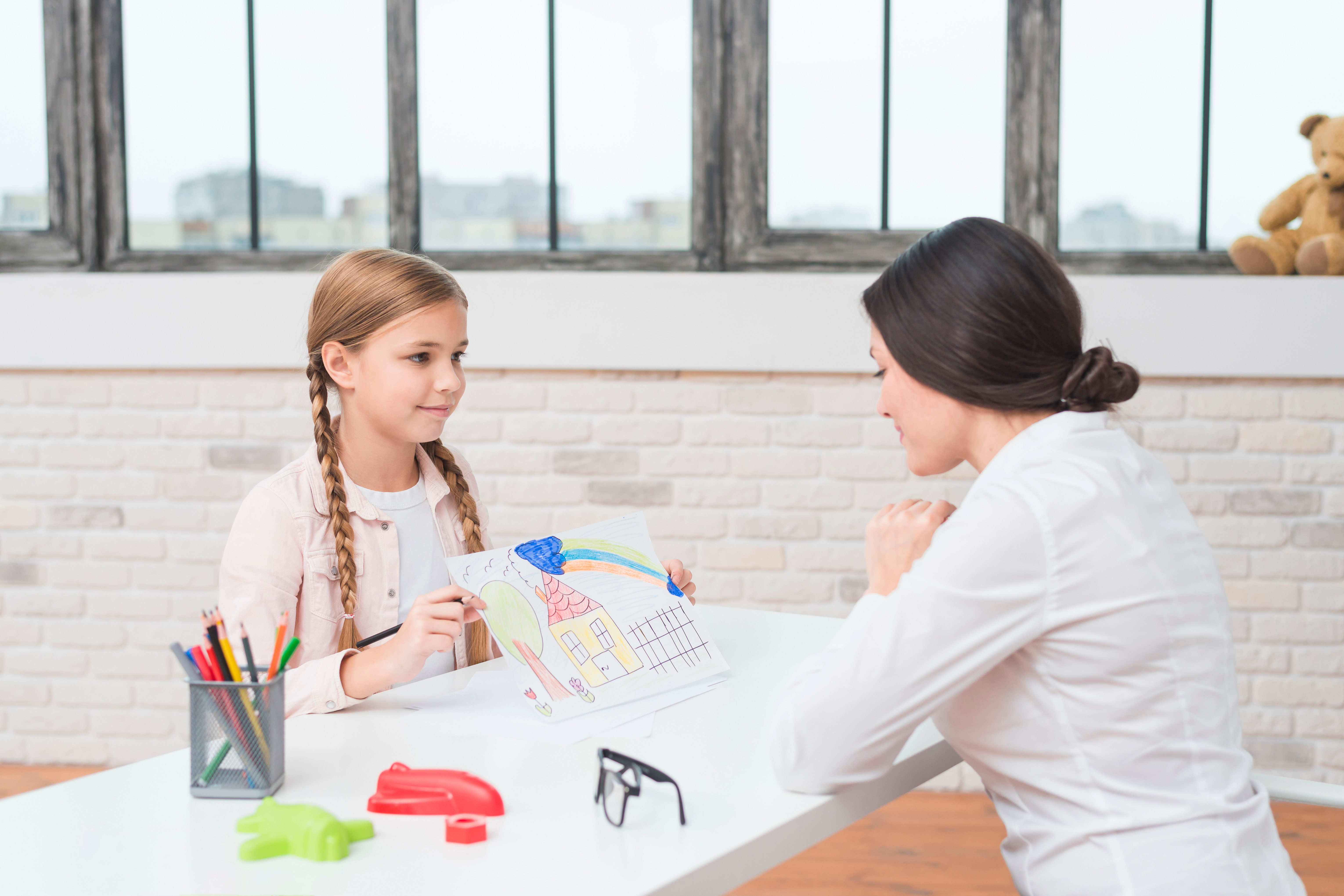 Psicologia Clínica Criança e Adolescente