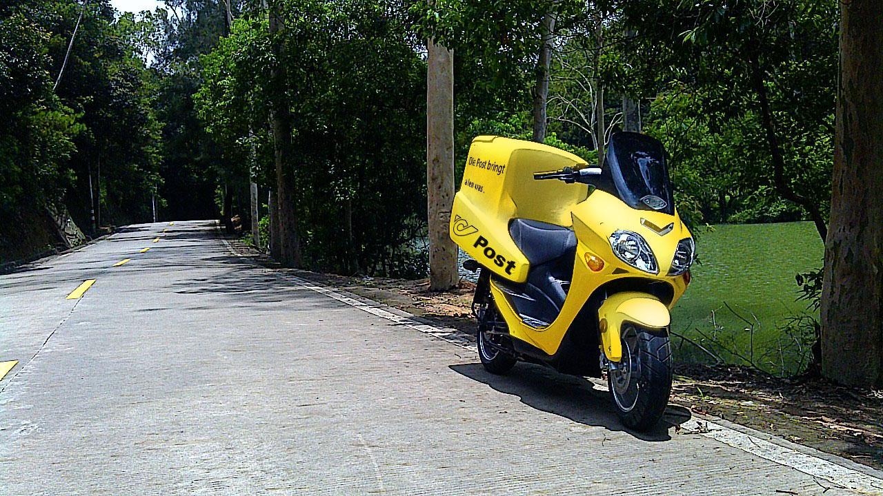 Cargo Yellow
