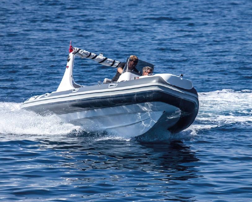 RIB 580 in Europe -2