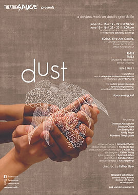 DUST (June 2019) Theatresauce -- Low-Res