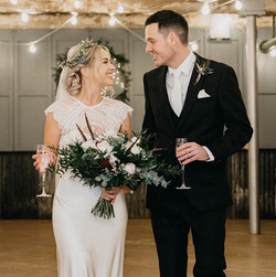 We love this image of our stunning bride