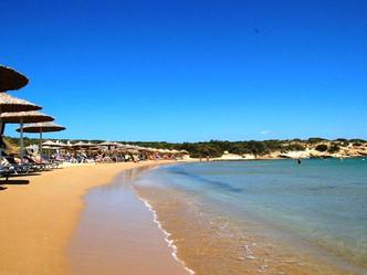 Les plages sublimes de Paros