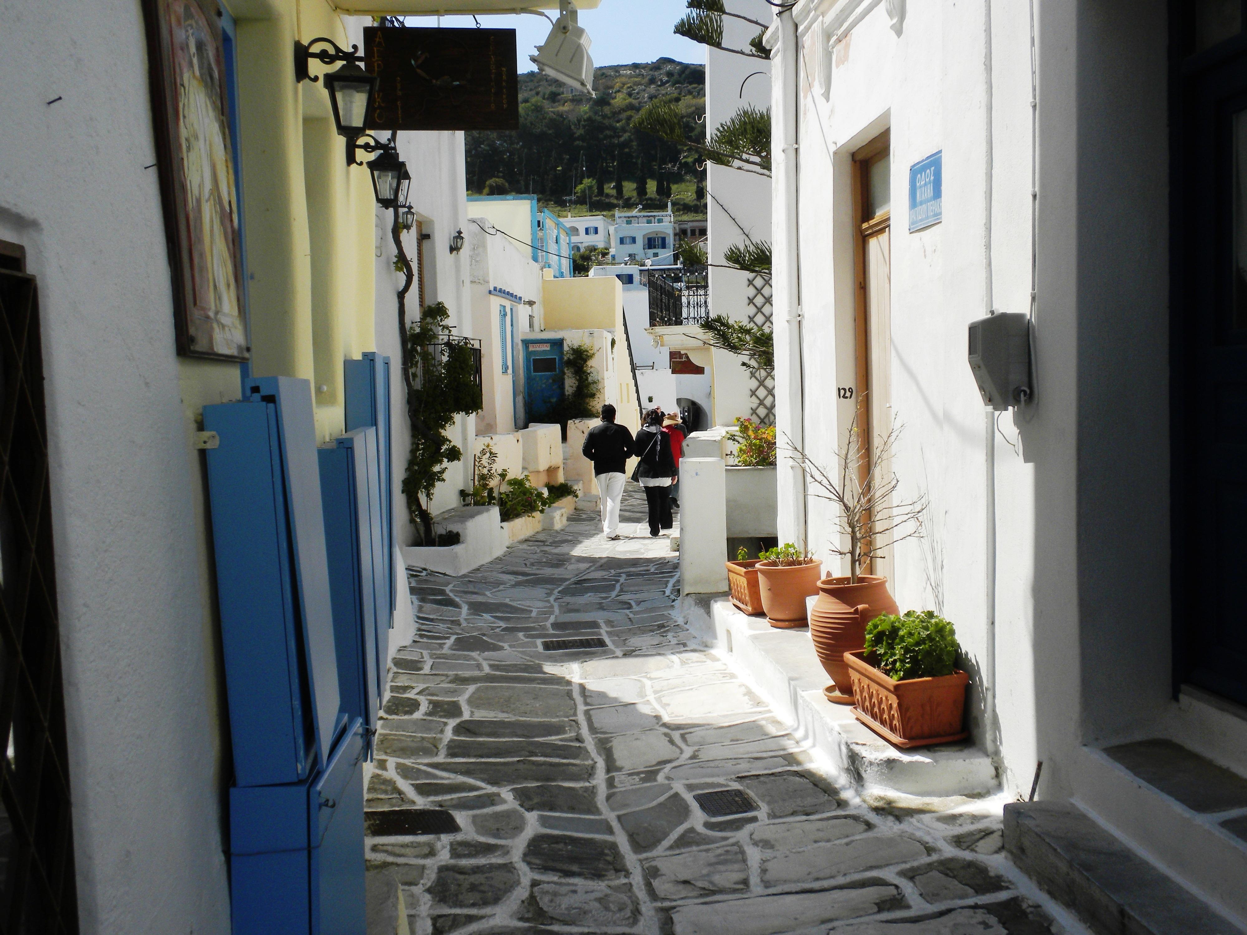 Le village Lefkes