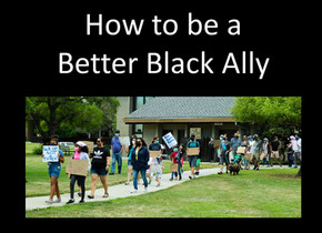 How to be a Better Black Ally